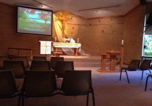 before worship